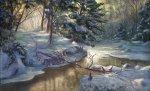 Vaettebron - Christmas Card 2011 by *Griatch-art